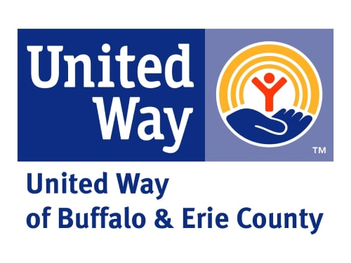 United Way of Buffalo and Erie County Logo - Big Brothers Big Sisters of Erie Niagara and the Southern Tier