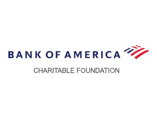 Bank of America Charitable Foundation Logo - Big Brothers Big Sisters of Erie Niagara and the Southern Tier