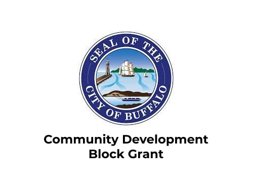City of Buffalo CDBG Logo - Big Brothers Big Sisters of Erie Niagara and the Southern Tier