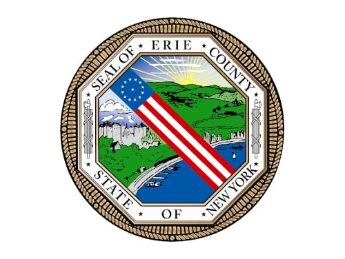 Erie County Seal Logo - Big Brothers Big Sisters of Erie Niagara and the Southern Tier