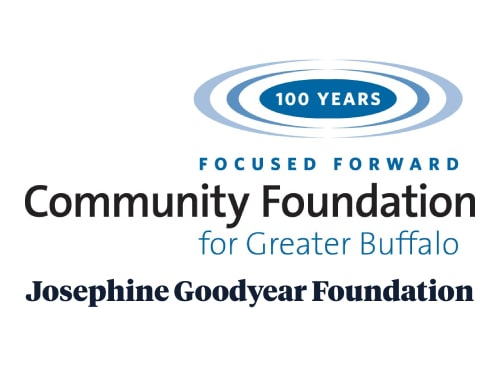 Josephine Goodyear Foundation Logo - Big Brothers Big Sisters of Erie Niagara and the Southern Tier
