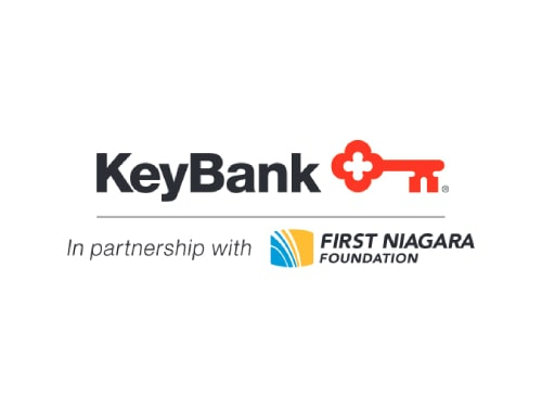 BIg Brothers Big Sisters of Erie Niagara and the Southern Tier-KeyBank-First Niagara Logo